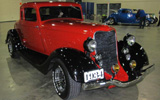 1934 Dodge DR Coupe By Donnie McInnis