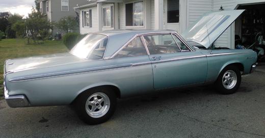 1965 Dodge Coronet 440 By Bobbyjoe Stennett