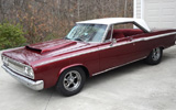 1965 Dodge Coronet 440 By Dale Piotrowski