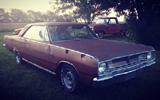 1967 Dodge Dart GT By Garrison Parks