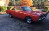 1969 Dodge Dart Swinger 340 By Randy Lewis