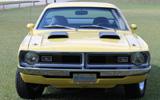 1971 Dodge Demon By Michael Conner