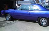1971 Dodge Dart By Howard Straight