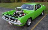1971 Dodge Demon By Doug Kessler