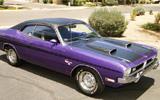 1971 Dodge Demon By Leonardo Forero