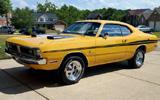 1971 Dodge Demon By Tom Sciarrino