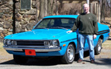 1972 Dodge Demon 340 By Rick Hageman