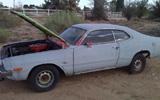 1972 Dodge Demon By Andrew Miller