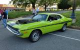 1972 Dodge Demon 340 By Dennis Mitchell