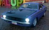 1972 Dodge Demon By Luis Enrique Rodriguez Gonzalez