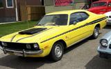 1972 Dodge Demon 340 By Tedd Bohdan