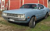 1972 Dodge Demon By Thomas Verdine