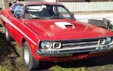 1972 Dodge Demon By David Ramirez