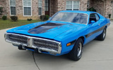 1973 Dodge Charger By Rock Paprock