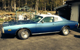 1974 Dodge Charger SE By Olav Nesheim