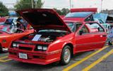 1986 Dodge Daytona Turbo Z By Ken Helferich