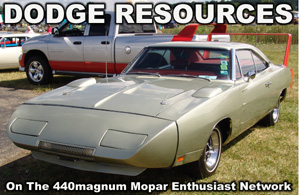 Dodge resources on our network.